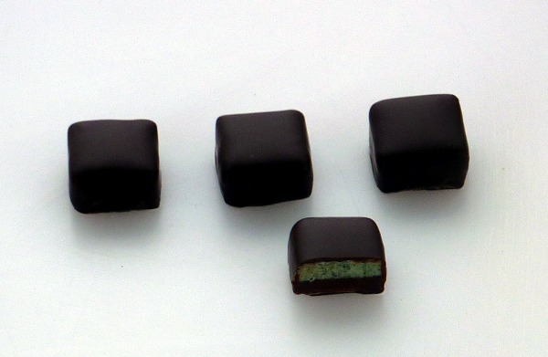 Praline all'alga nori e shiro miso