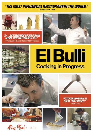El Bulli - Cooking in Progress (DVD)